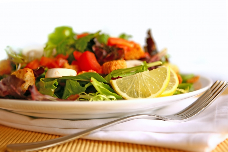 573396-healthy-delicious-salad-on-a-plate-with-high-depth-of-field